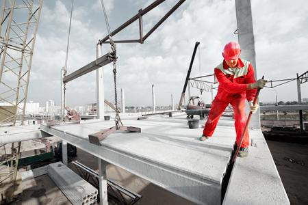 Bouwnijverheid bouwvakker Fleet Loqater